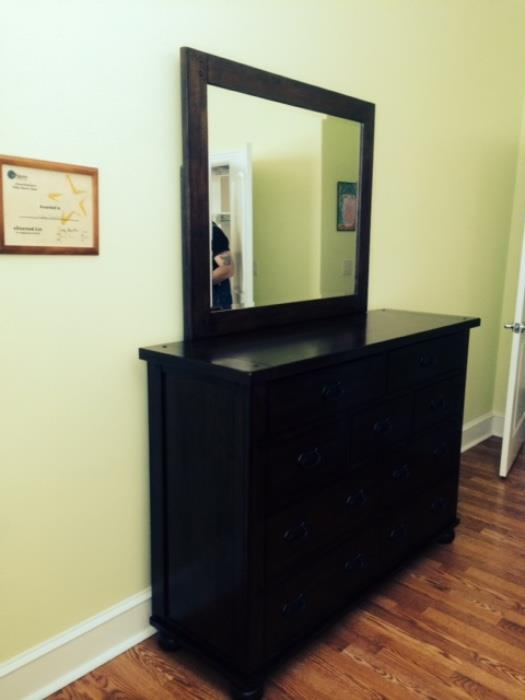 CARB bedroom suite