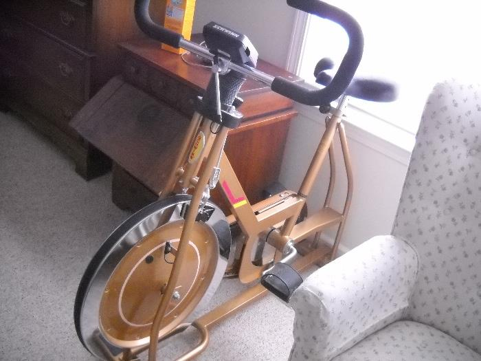 Schwin Spinner Bike.