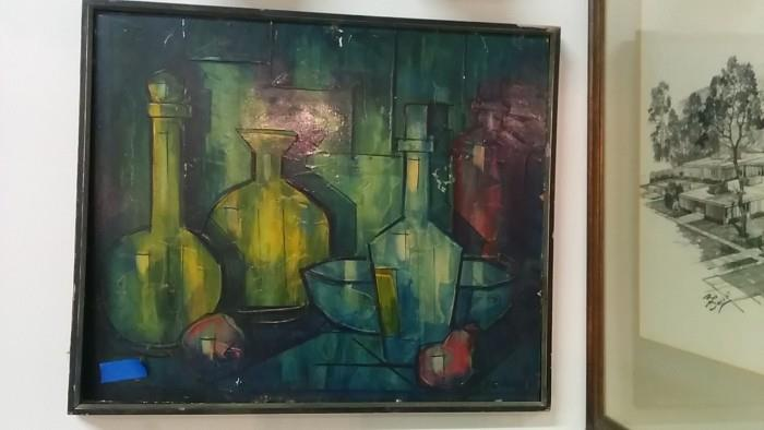 Cubist? Russian? MCM? YOU decide!
