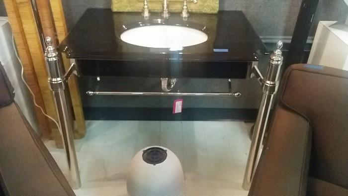 Fancy Schmancy Kohler sink, retails for $2K