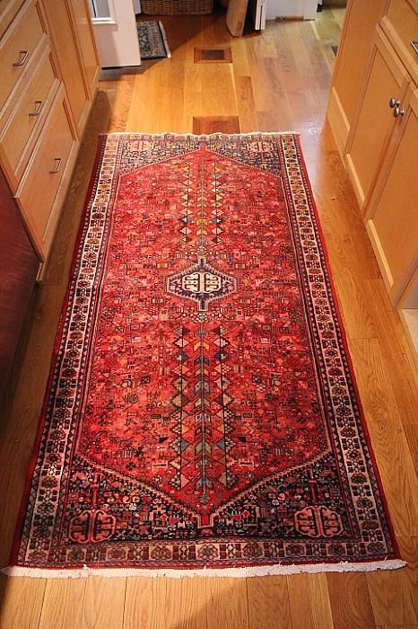 "Abadeh rug,  3'4"" x 6'6"""