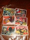 Batman Trading Cards 1966