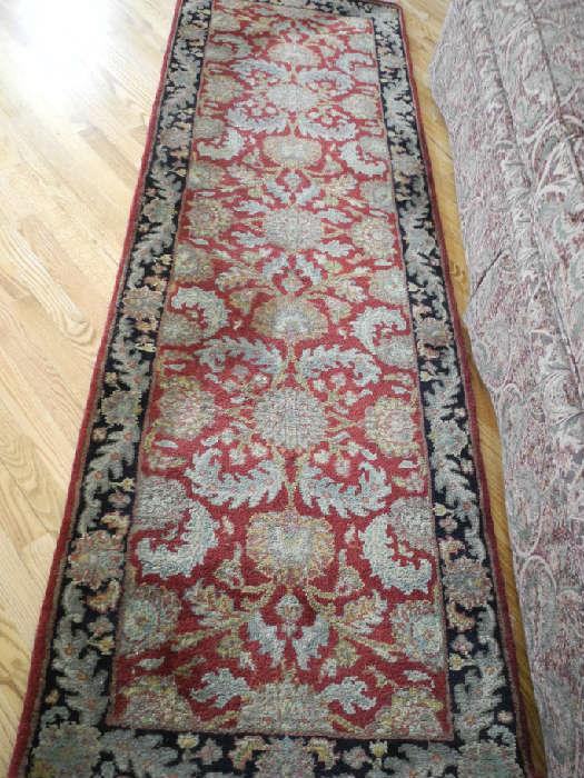 One of many Indian hand knotted rugs (all sizes)
