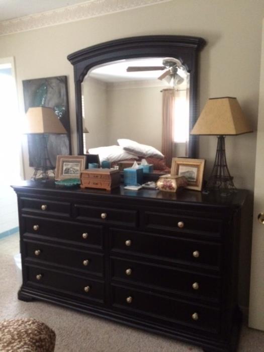 beautiful oversized dresser