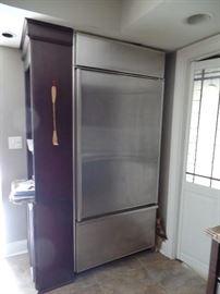 Sub Zero fridge