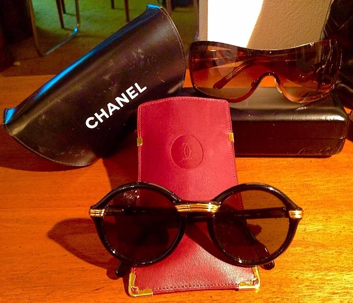 Cartier Sunglasses & Others