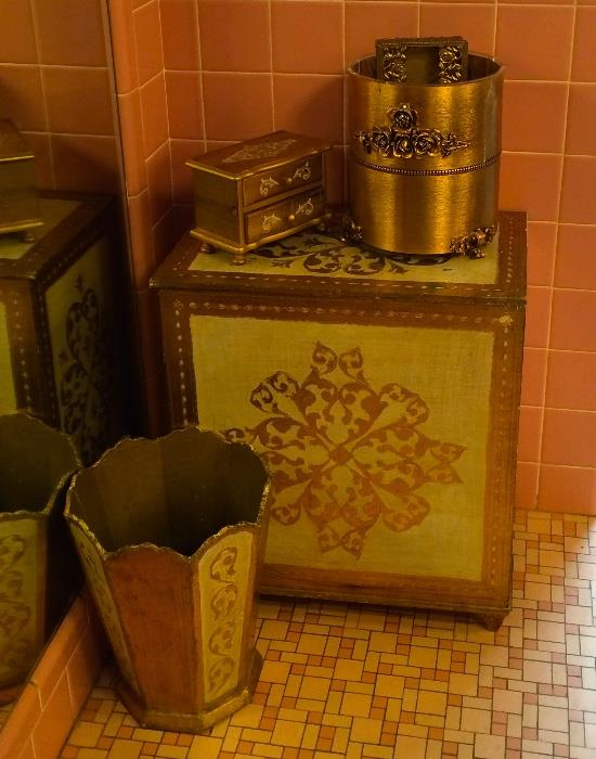 French Provincial Style Bathroom Accessories