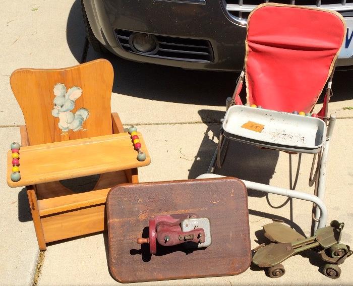 Vintage Children's Items