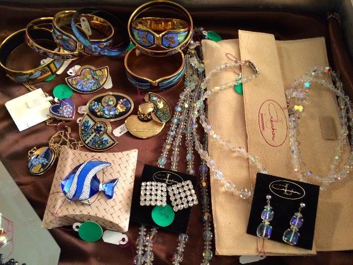 Swarovski & Michael Frey Jewelry