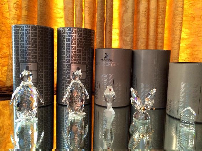 Swarovski Figurines