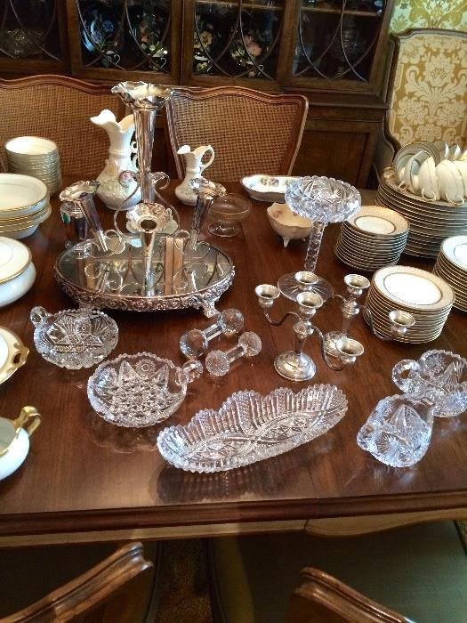 Waterford & Other Fine Crystal
