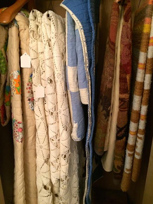 Vintage Quilts and More