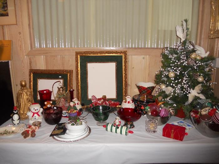 Vintage Holiday Items