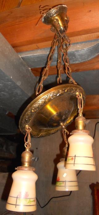 Antique Lighting Fixtures