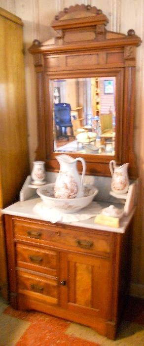 Vintage Washstand