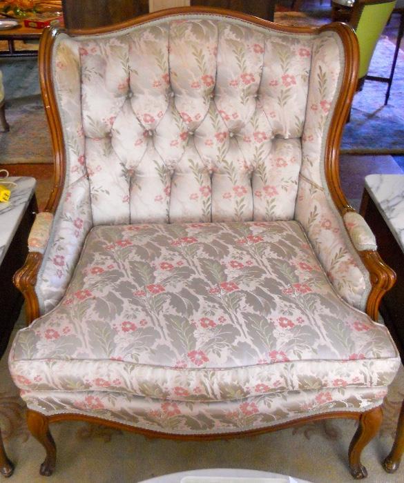 Oversized Armchair