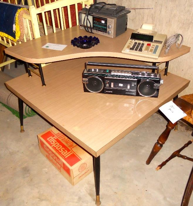 Retro End Table