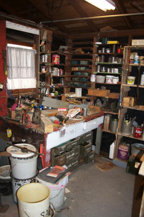 Note workbench is not for sale