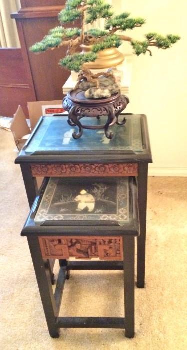 Asian Nesting Tables