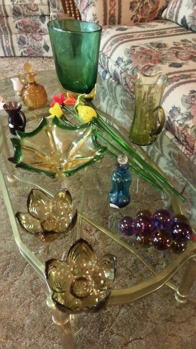 Murano Glass Pieces