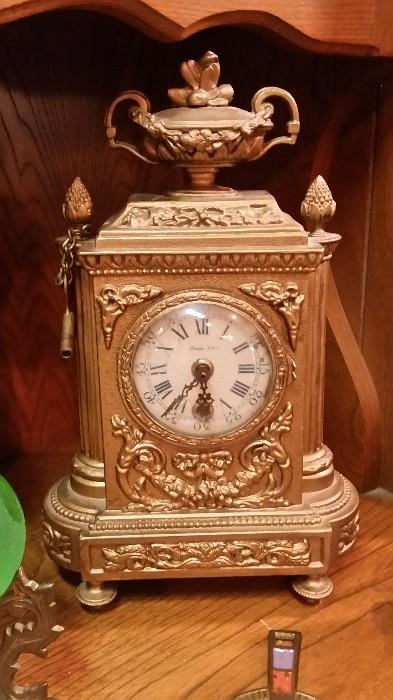 Lots of Antique and Unique CLOCKS