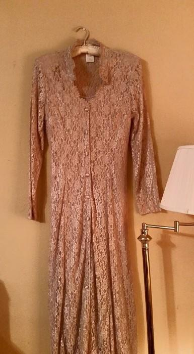Beautiful Vintage LACE Dresses