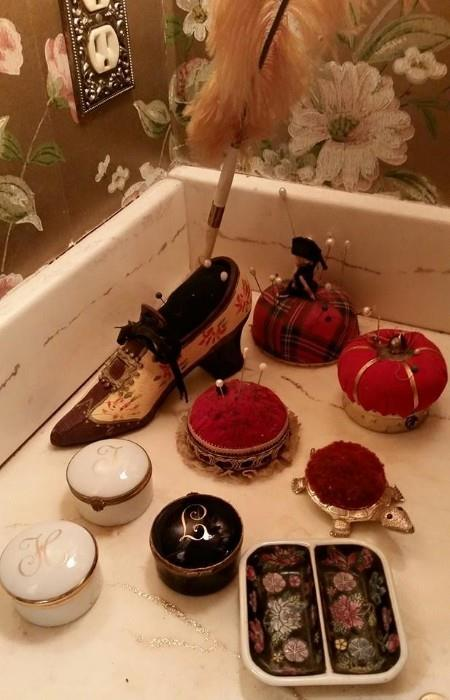 Cool Vintage Sewing Collectibles
