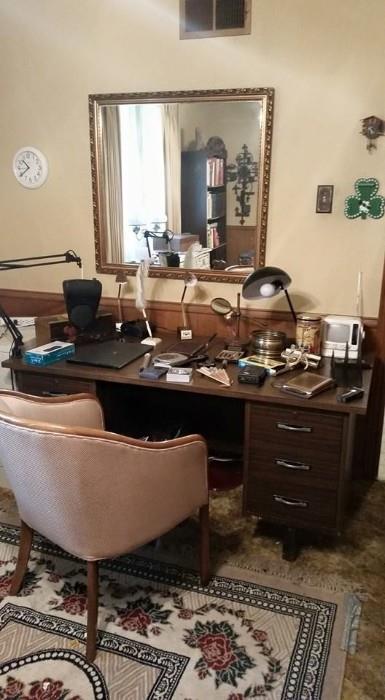 Vintage/ Retro Office desk