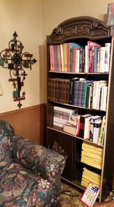 Books, Maps, collectible magazines, etc....