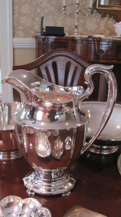 Lunt Sterling Pitcher