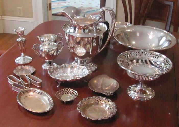 Fine Sterling Silver, Quality Makers