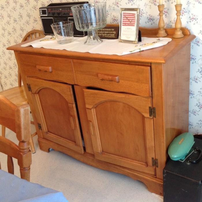 Sideboard Cabinet $ 160.00