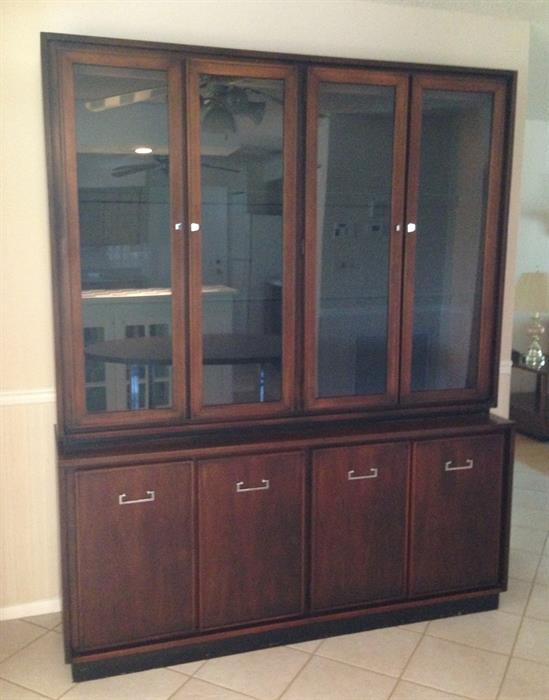 Beautiful Dielcraft Hutch. Flawless!