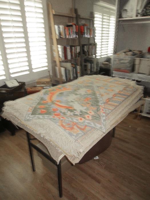 Needlepoint rugs