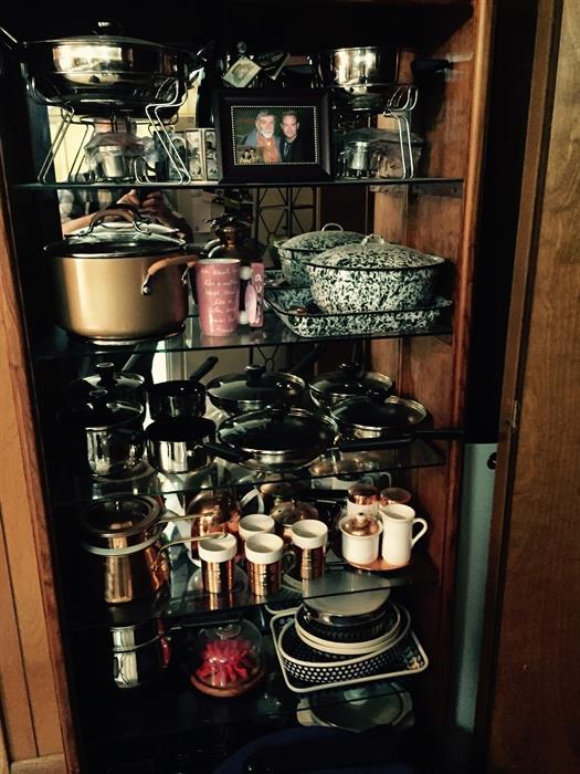 Cookware assortment