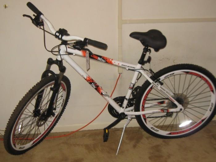 GENISIS TWO NINE BICYCLE