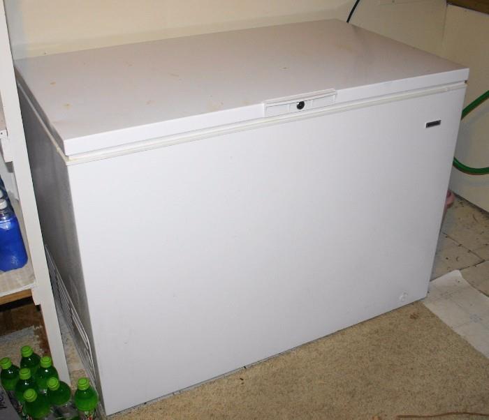 Frigidaire Chest Type Freezer