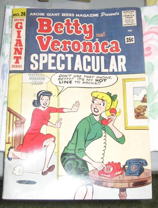 Single Archie Comic