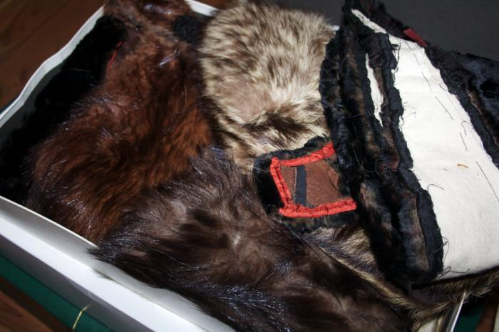 Fur pieces
