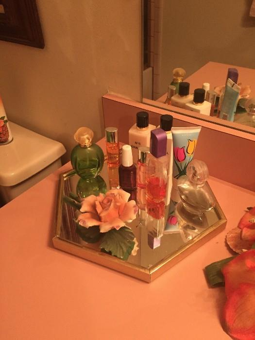 PERFUMES AND LOTIONS