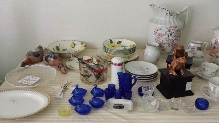 blue ridge pottery