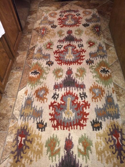 "2 feet 7 inches x eight feet ""Modern Collection"" rug"