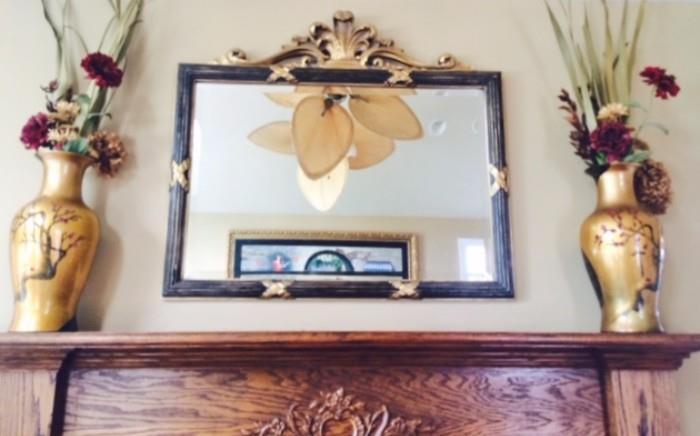 Bombay Decorative Mirror