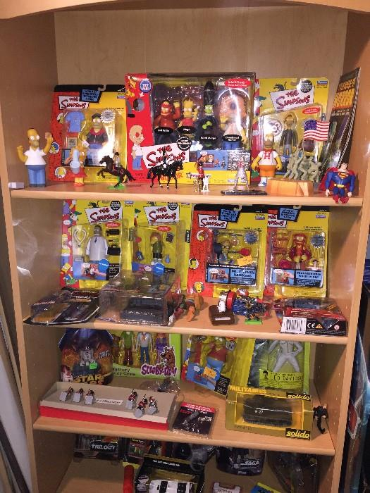 SIMPSON COLLECTABLES
