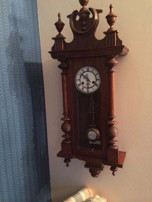 Stunning wall clock