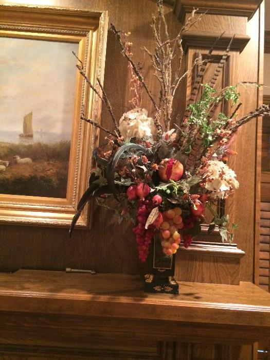 One of the many lovely arrangements available