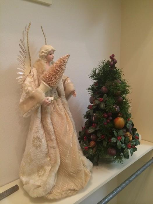 Some of the lovely Christmas collections