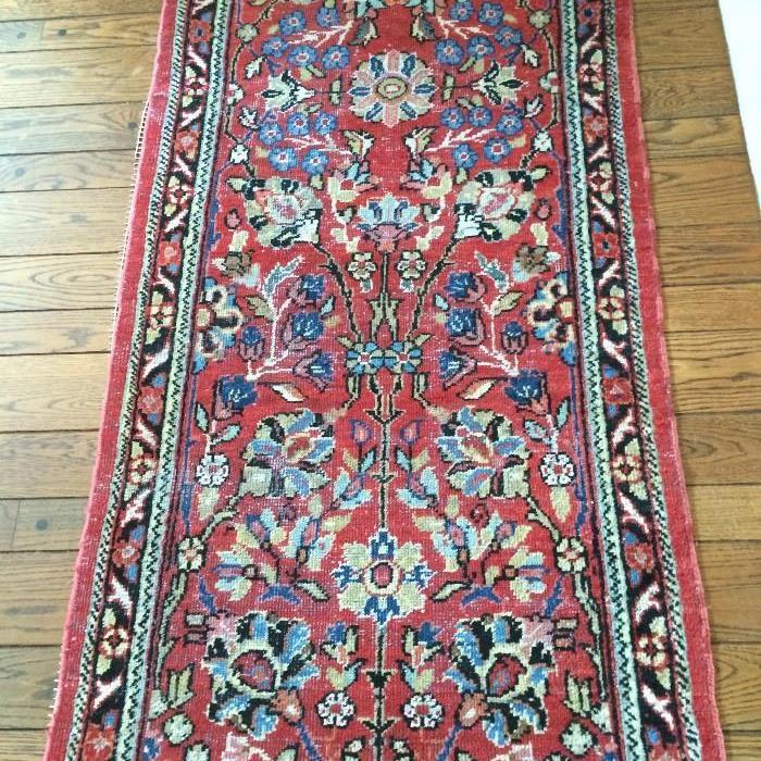 Colorful 2 ft. 9 in.  x  11 ft. runner