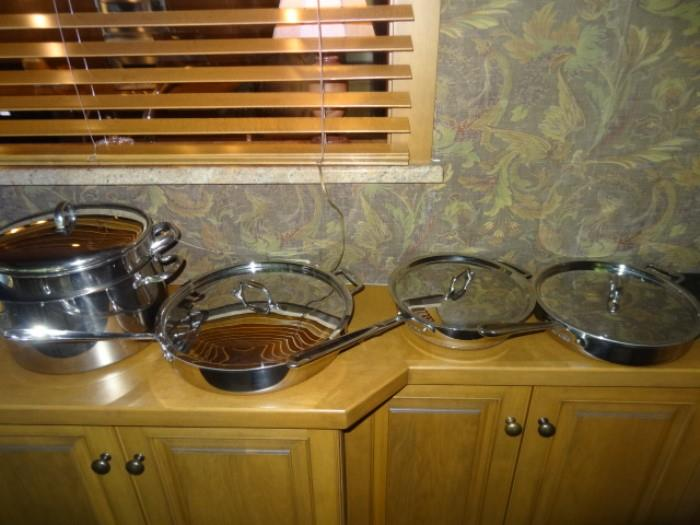All Clad Cook Ware