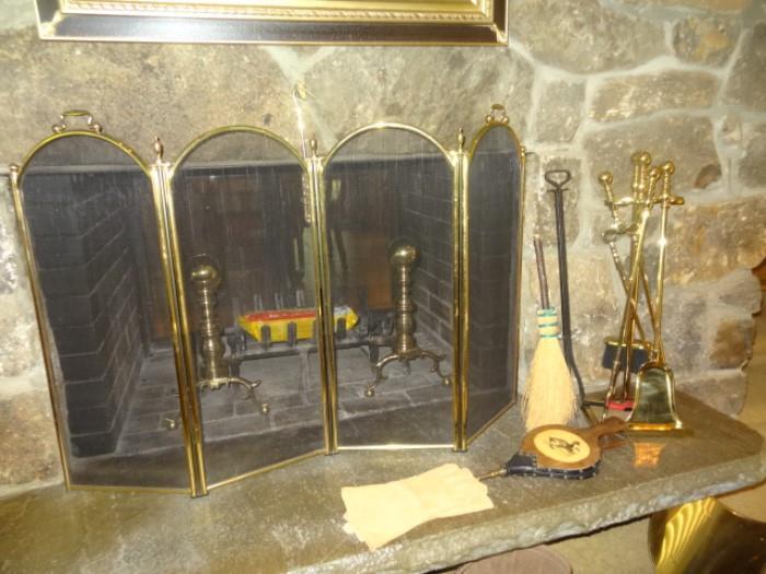 Fireplace Equipment